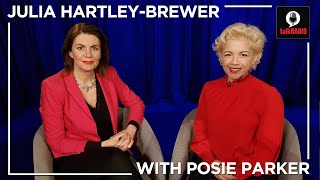 Julia Hartley-Brewer meets Posie Parker