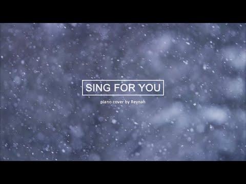 Sing For You Piano   EXO