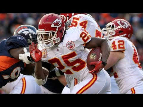 Jamaal Charles Rushes For 259 Yards Vs. Broncos In 2009! | NFL Flashback Highlights