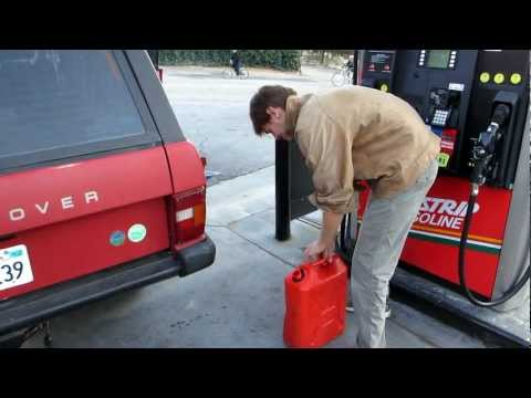 USED TRANSMISSION FLUID AS FUEL