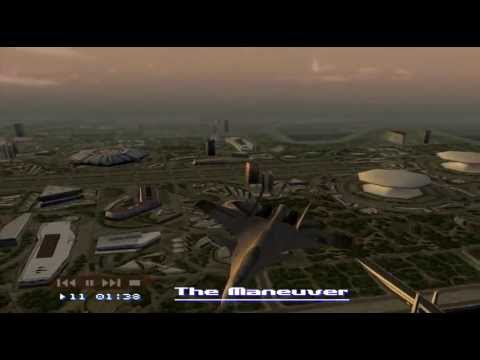 Ace Combat 3 Electrosphere OST - Complete - HQ - with ingame video