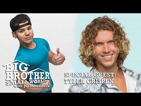 Big Brother Small World: Tyler Crispen Sits With Jc Mounduix