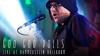 Goo Goo Dolls Black Balloon Live Hammerstein Ballroom NY 06