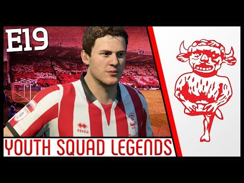 2018/19 REVIEW! - Lincoln City | FIFA 18 Career Mode (Ep 19) Youth Academy | YOUTH SQUAD LEGENDS