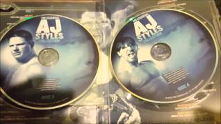 TNA: The Essential AJ Styles Collection DVD Overview