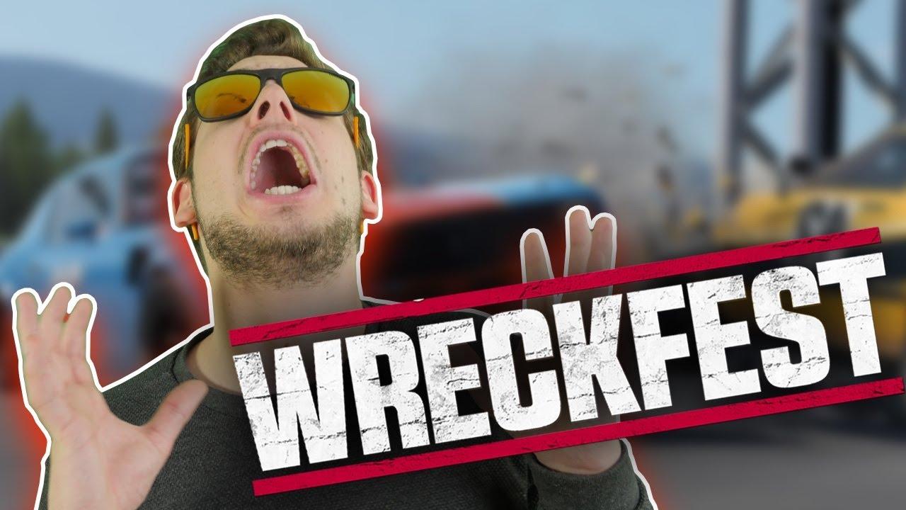 SO wird GEFISTET! | Wreckfest - YouTube
