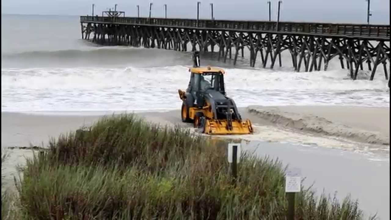Surfside Beach Flooding