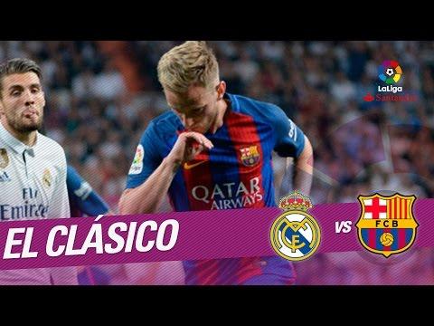 El Clásico - Golazo de Rakitic (1-2) Real Madrid vs FC Barcelona
