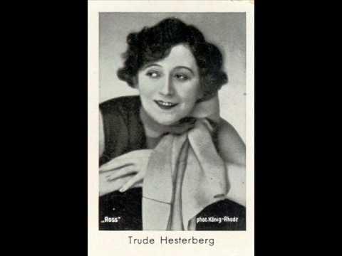 Trude Hesterberg - Was Zieh Ich Heute An