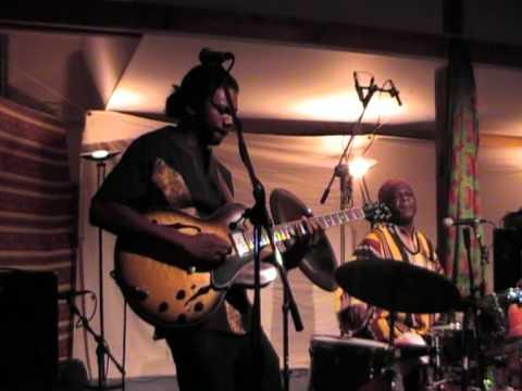 SAWADU Live 2011 Sustainable Hubert Dupont & Brice Wassy