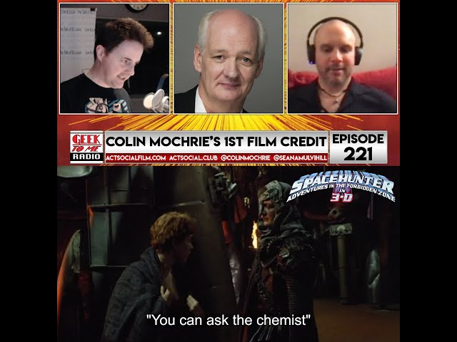 Colin Mochrie from