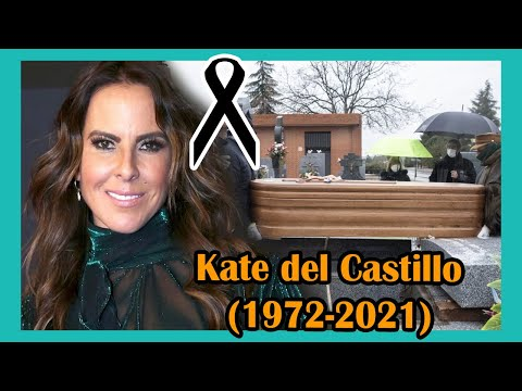 ➕SUCEDIO HOY! Descansa En Paz, Tristes Noticias Sobre La Bella Actriz Kate Del Castillo Hoy 2021