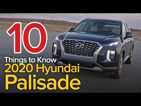 2020 Hyundai Palisade Review - 10 Things to Know: The Short List