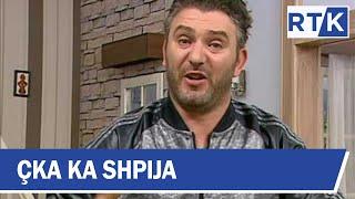 Çka Ka Shpija - Episodi 7 - Sezoni III- të 21.11.2016