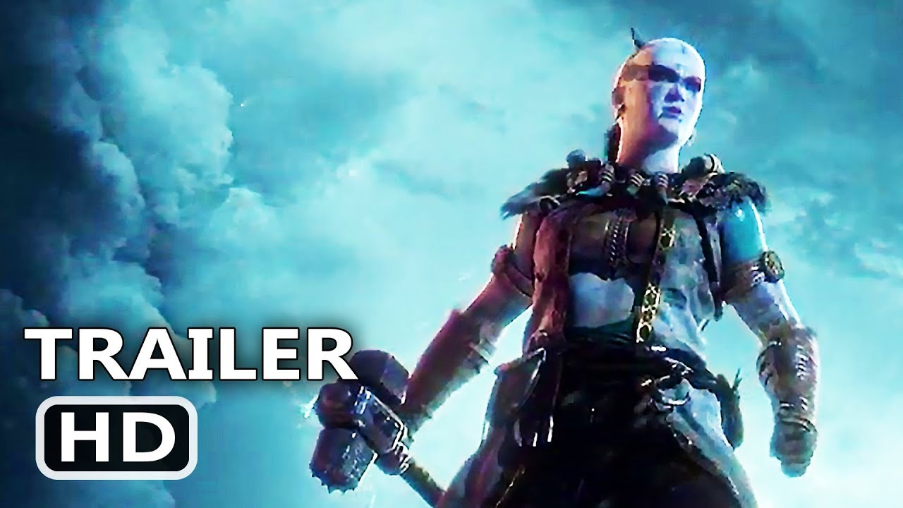 "Download PS4 - For Honor ""New Hero Hulda"" Trailer (2019)"