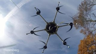 These New Drones Could Revolutionize Surveillance