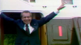 From youtube.com: President Richard Nixon Resigns - {MID-206147}
