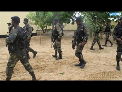 Boko Haram Militants Attack Northeast Town Near Cameroon Border