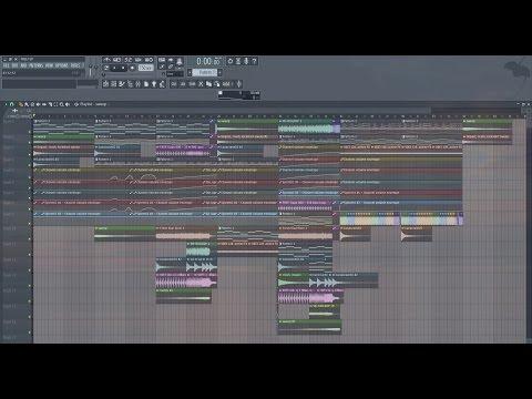 Euphoric Hardstyle Project + Presents + Kicks [FREE FLP]