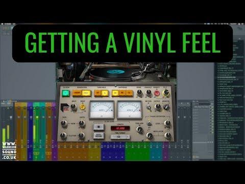 How To Get A Vinyl Feel - Waves Abbey Road Vinyl Plugin