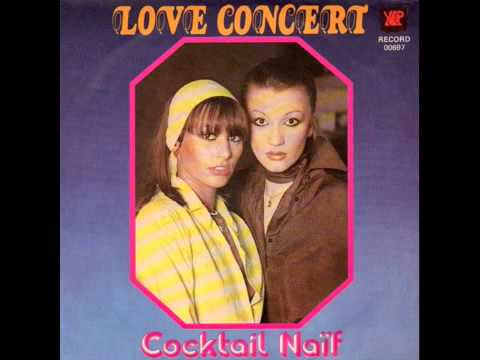 Cocktail Naïf - Love Concert