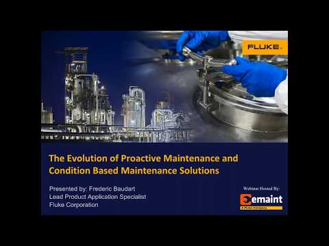 Best Practices Webinar: The Evolution of Proactive Maintenance