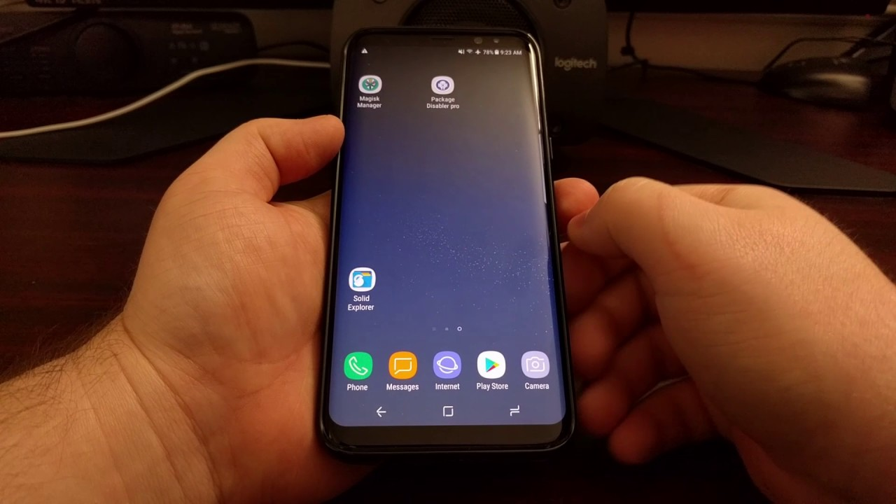 How to Disable the Security Notice Notification on the Galaxy S8 and S8+