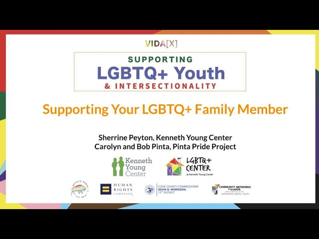 Supporting Your LGBTQ+ Family Member