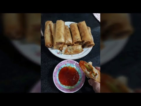 How to cook Lumpiang Singkamas Recipe (Step by Step)