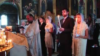 Венчание в церкви г. Омск