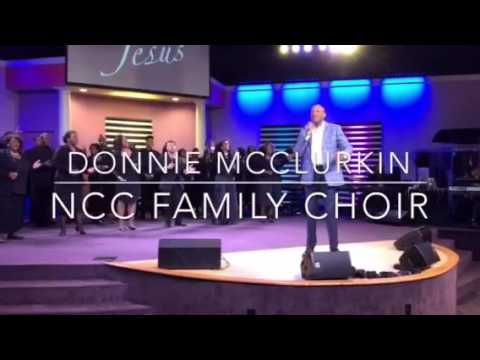 Donnie McClurkin 10 Year Radio Anniversary in Montgomery