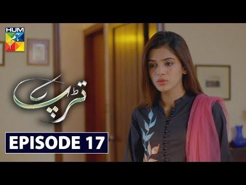Download Tarap Episode 17 HUM TV Drama 21 June 2020