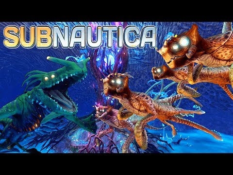 SAVING THE PLANET | Let's Play Subnautica Part 6 | Ending - Emperor Leviathan - Egg hatching - Prawn