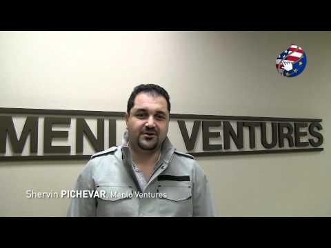 Shervin Pichevar, Menlo Ventures