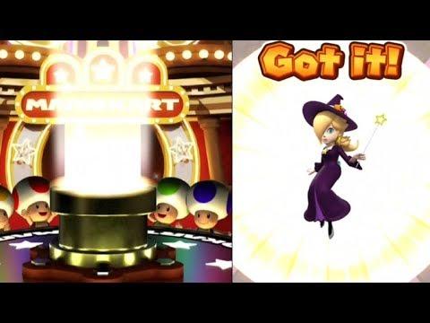 Unlock Rosalina Halloween Mario Kart Tour