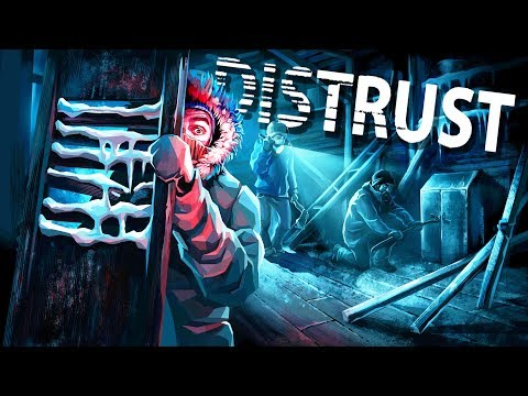 CAN YOU SURVIVE WITHOUT GOING INSANE!? The Long Dark Meets The Thing - Distrust Free Demo Gameplay