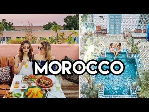 Arriving to Morocco   Amelia Liana