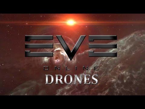 EVE Online - drone micromanagement
