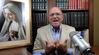 Mary Live with Dr. Mark Miravalle  - Ask and Keep Asking, Pray and Keep Praying