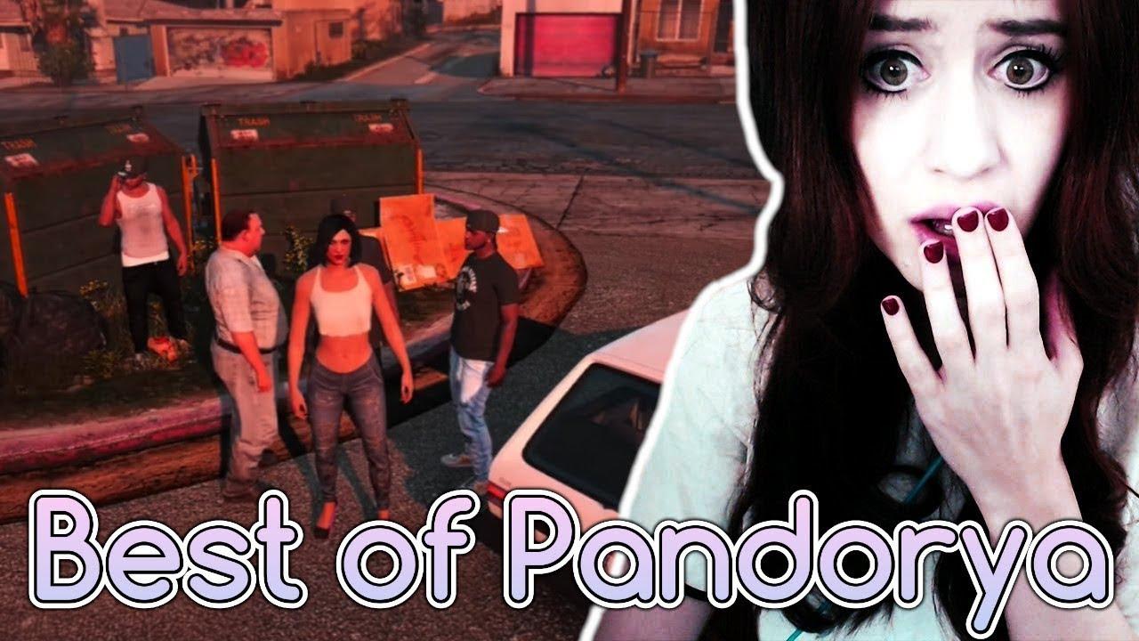 Pandorya hot