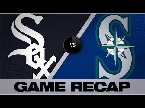 Murphy's walk-off walk caps 6-run comeback | White Sox-Mariners Game Highlights 9/15/19