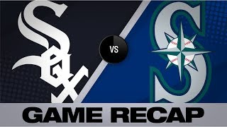 Murphy's Walk Off Walk Caps 6 Run Comeback | White Sox Mariners Game Highlights 9/15/19
