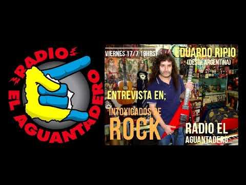 RIPIO en Intoxicados del rock - Radio El aguantadero (Uruguay)