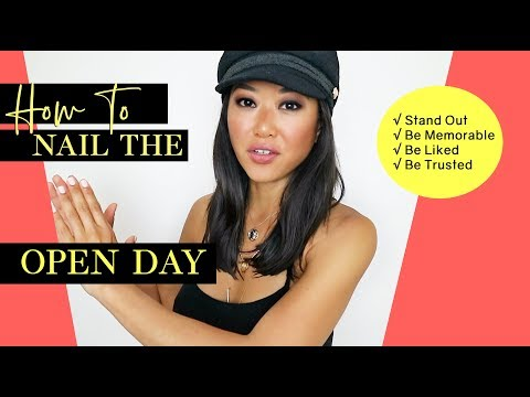 HOW TO NAIL THE OPEN DAY // EMIRATES CABIN CREW RECRUITMENT