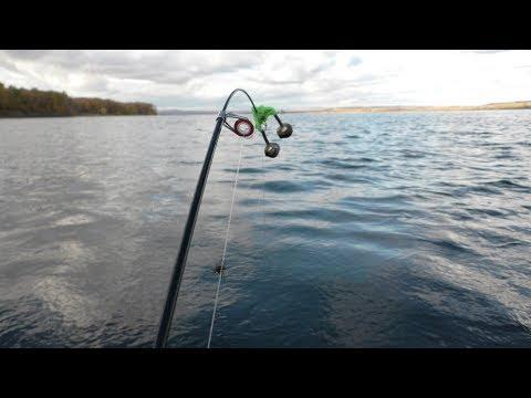 Безумная Рыбалка осенью