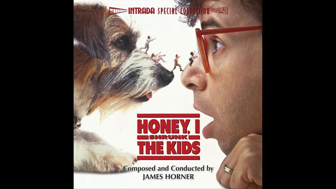 Honey I Shrunk The Kids Soundtrack Suite James Horner Youtube