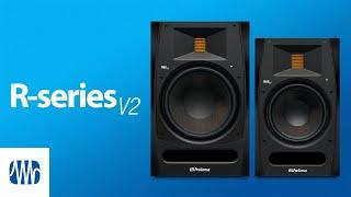 Introducing PreSonus R-Series V2 Studio Monitors | R65 V2 and R80 V2