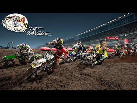 This Game Feels weird now - Monster Energy Supercross Video game EP : 5