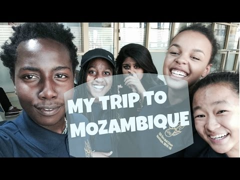 MY TRIP TO MOZAMBIQUE! ISSEA | BAND |
