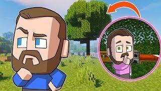 Find The Secret Base Challenge  Minecraft